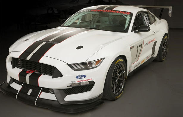 Ford Mustang Shelby FP350S Revealed