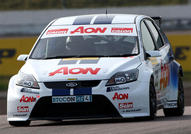 Mountune Ford Focus ST LPG BTCC