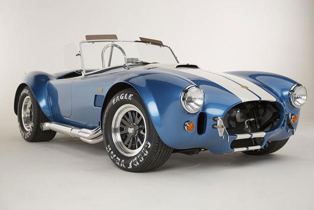 shelby american cobra 427 50th anniversary. Black Bedroom Furniture Sets. Home Design Ideas