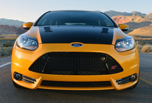 Focus St Aftermarket Grill >> Shelby Ford Focus ST