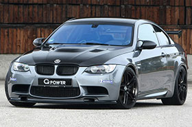 G Power BMW M3 RS E9X Gets Supercharged To 740 hp Photos