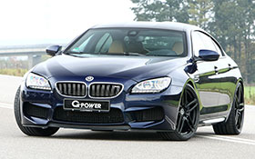 BMW M6 Gran Coupe by G Power Photos
