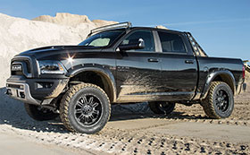 Dodge Ram 1500 Rebel by GeigerCars Photos