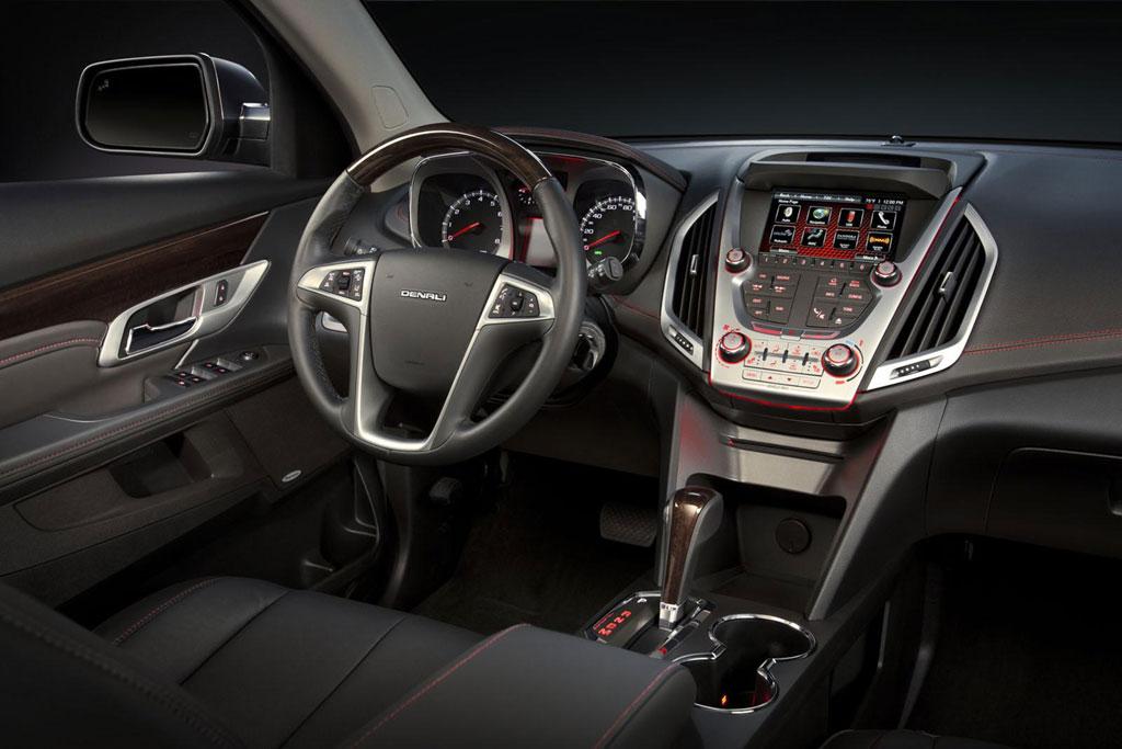 news autoguide front denali manufacturer gmc review terrain com