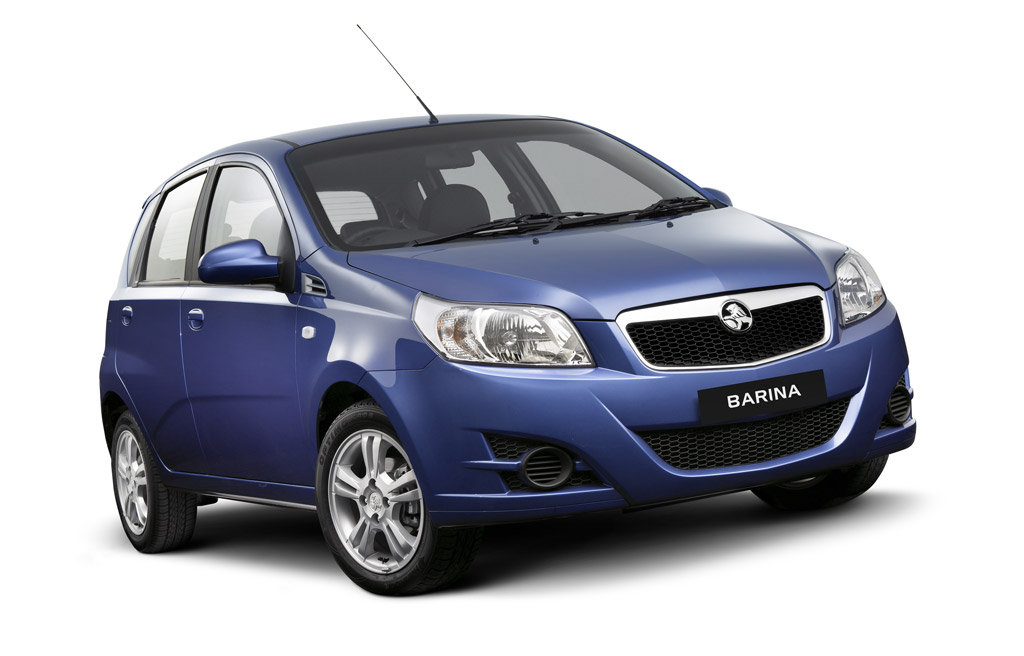 2008 Holden Barina Photo 10 3982