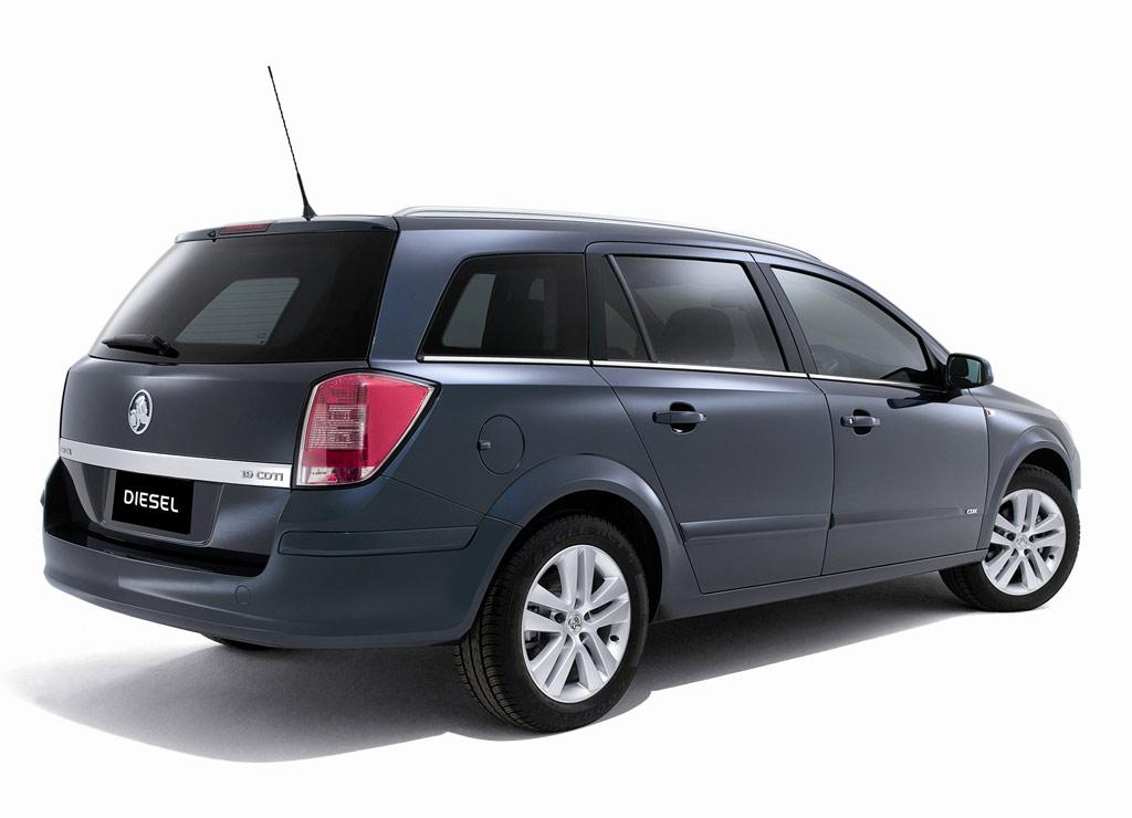 Holden Astra Cdti Wagon Photo 1 3318