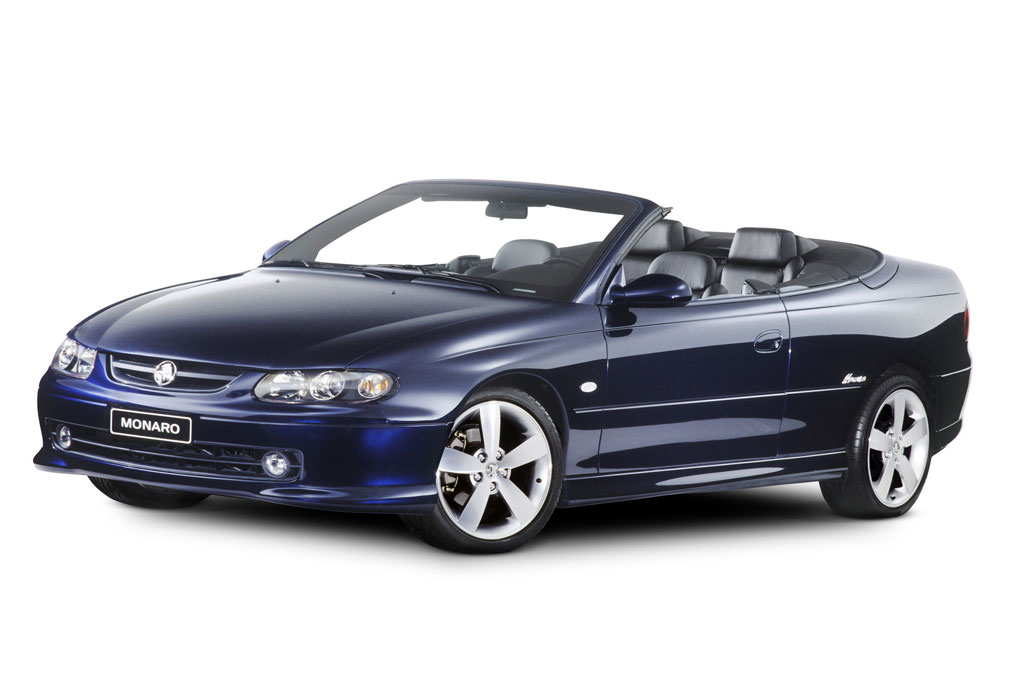 Holden Marilyn Monaro Photo Convertible 2807