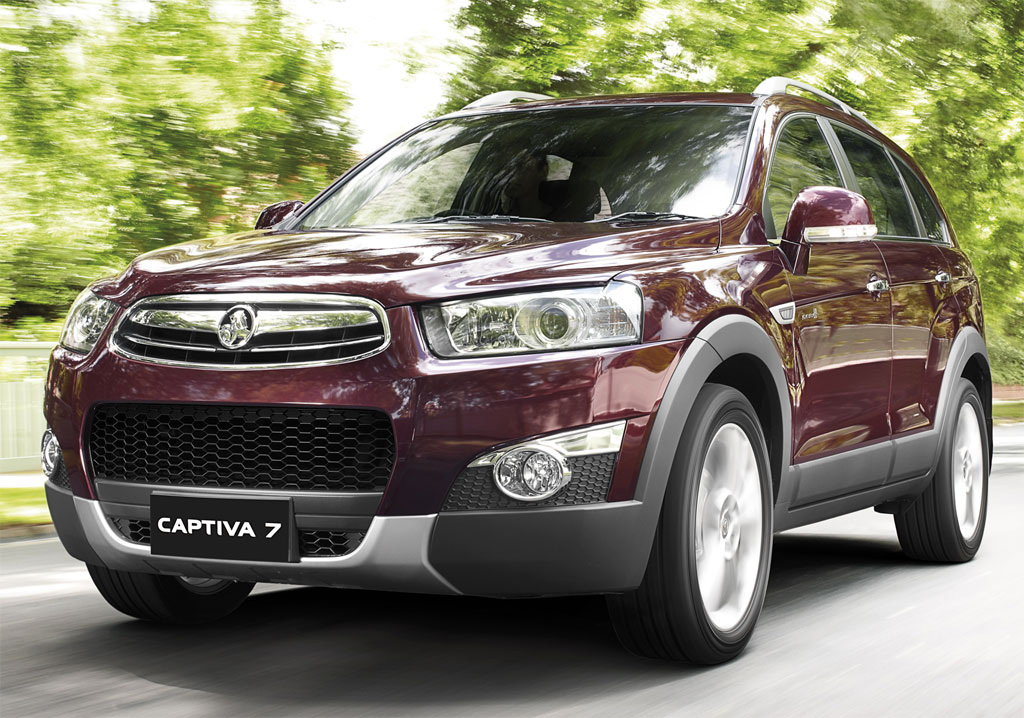 Series Ii Holden Captiva 7 Photo 10 10574