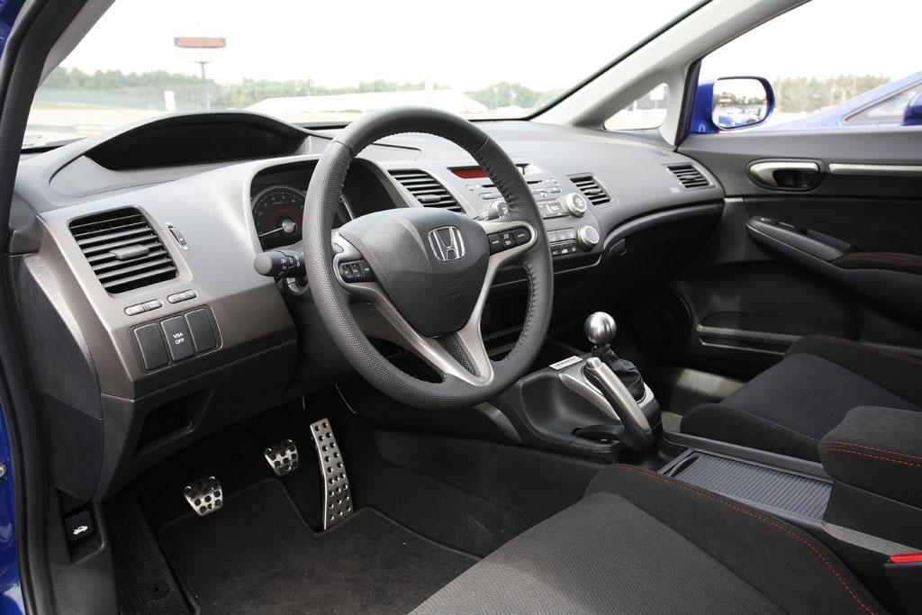 Captivating 2008 Honda Civic MUGEN Si 11