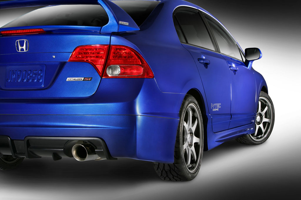 Exceptional 2008 Honda Civic MUGEN Si 5