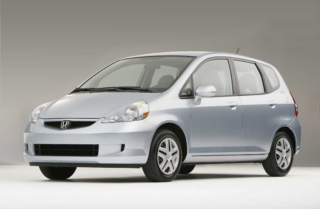 2008 Honda Fit Photo 12 986