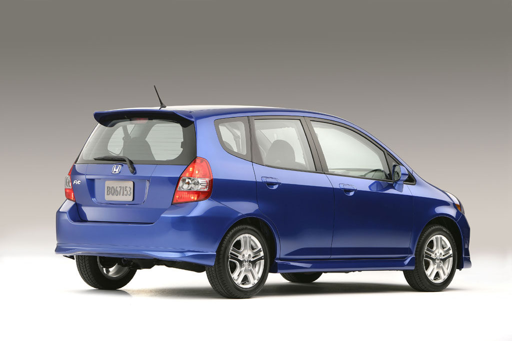 2008 Honda Fit Photo 4 986