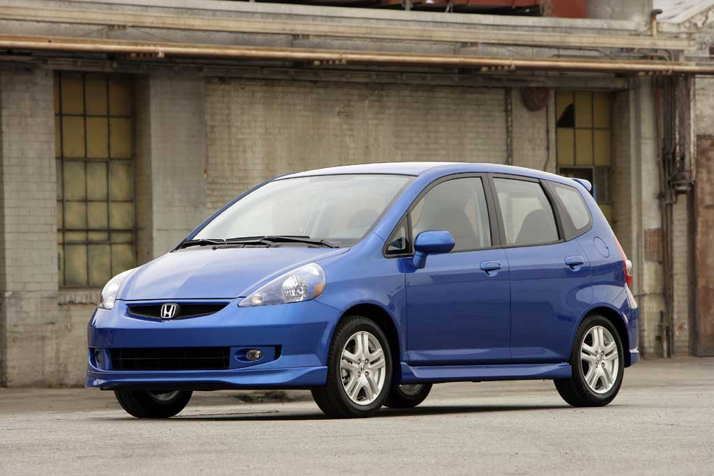 2008 honda fit photo 6 986 for Honda fit vs civic