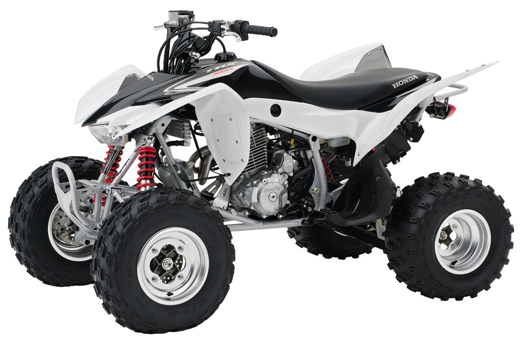 2008 Honda Trx400ex Photo 2 1264