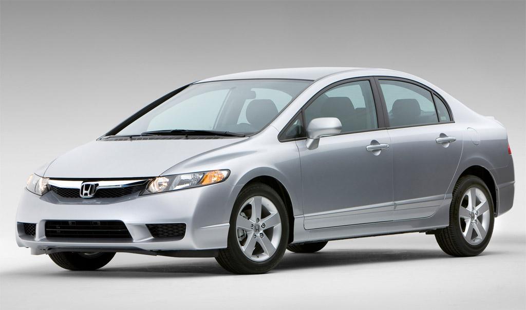 2009 Honda Civic Hybrid 2