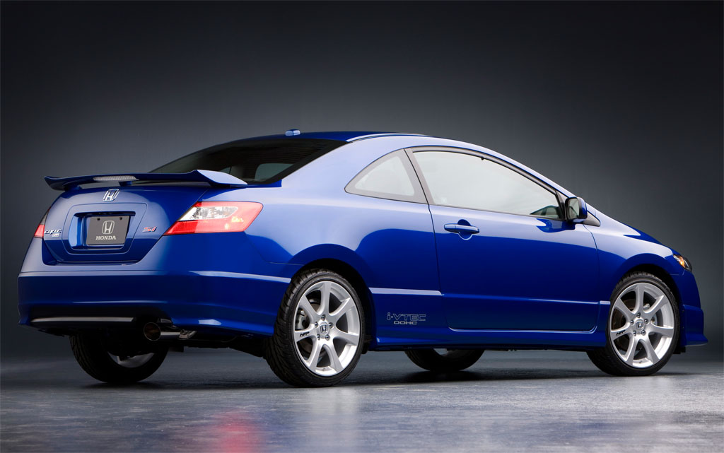 2009 Honda Civic Si Coupe HFP 2