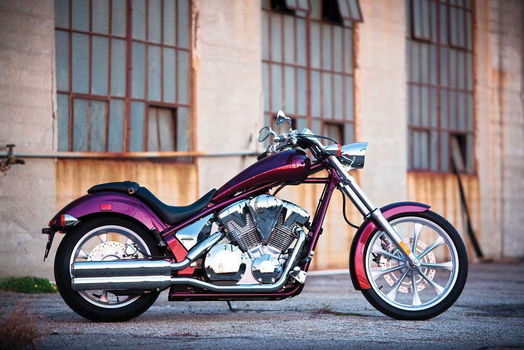 2010 Honda Fury Photo 10 5199