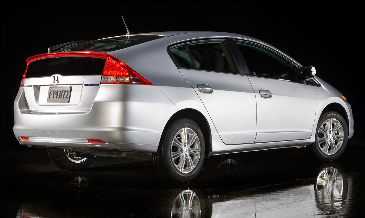 2010 Honda Insight Hybrid 5