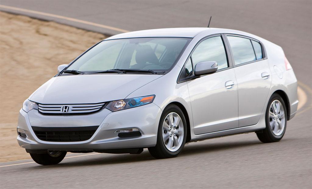 2010 Honda Insight Hybrid Photo 7 5131