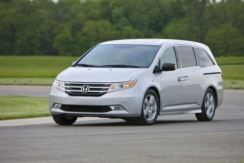 2011 Honda Odyssey Photo 14 9268