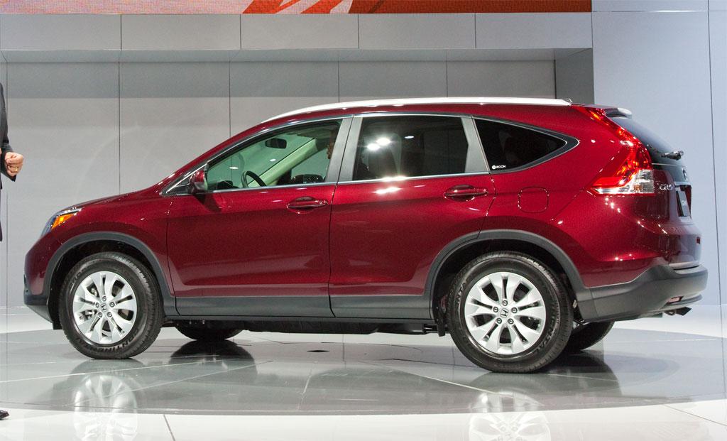 2012 Honda Cr V Photo 5 11946