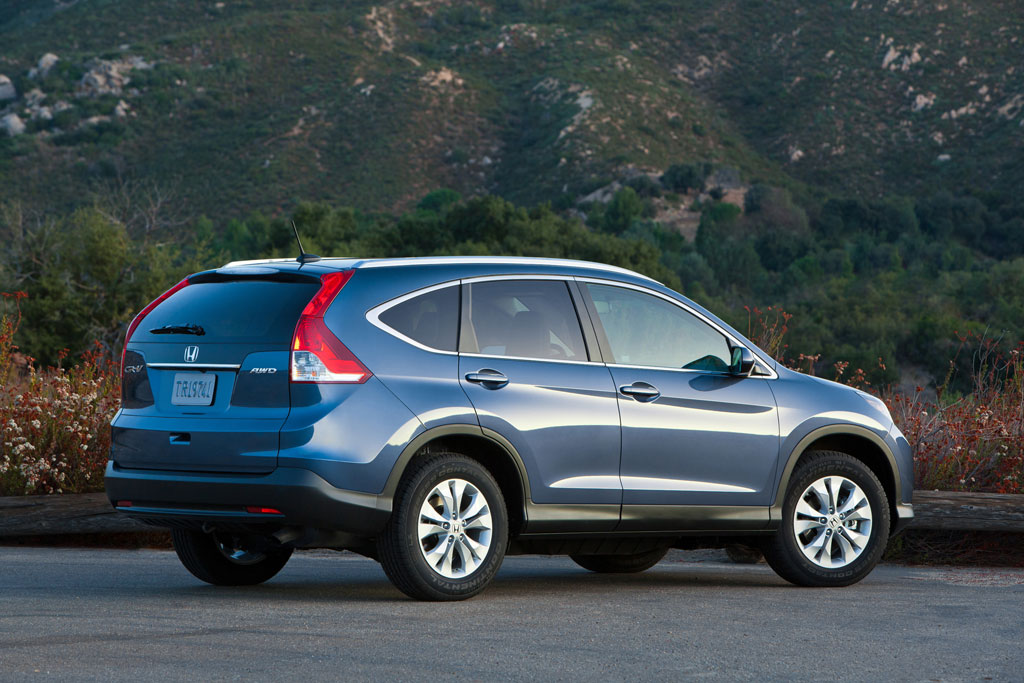 2012 Honda Cr V Photo 7 11946