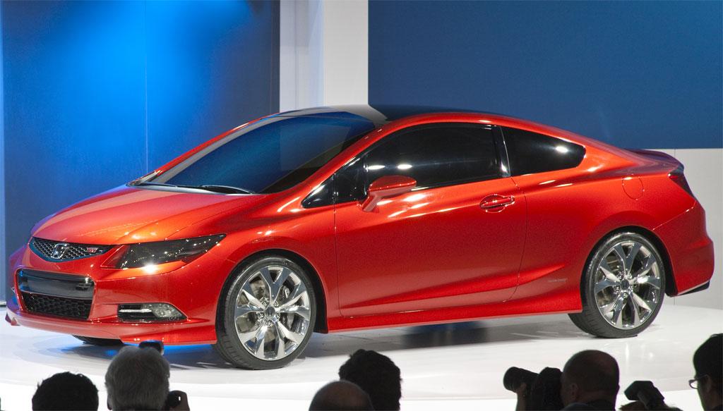 2012 Honda Civic Si Concept Photo 8 10271