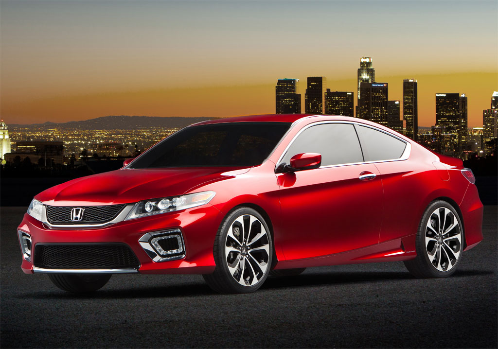 2013 Honda Accord Coupe Concept Photos - Image 1