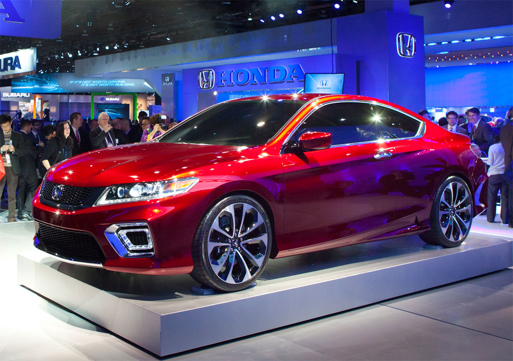 2013 Honda Accord Coupe Concept Photos - Image 4