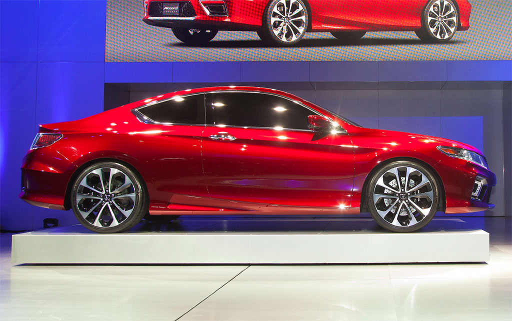2013 Honda Accord Coupe For Sale >> 2013 Honda Accord Coupe Concept Photo 5 11993