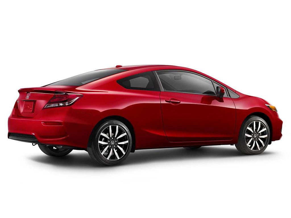 2014 Honda Civic Coupe 11