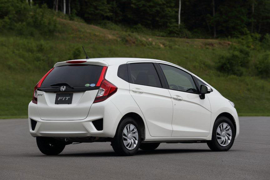 2014 Honda Jazz 14