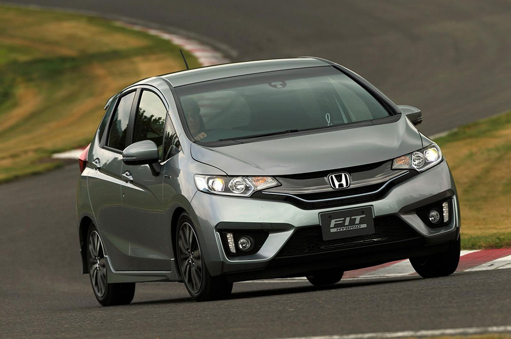 2014 Honda Jazz 39