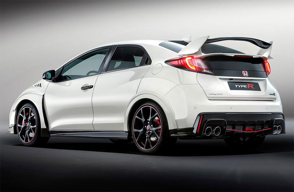 2016 honda civic type r photo 2 14457. Black Bedroom Furniture Sets. Home Design Ideas