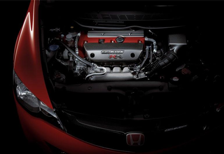 Honda Civic si Mugen Wallpaper Honda Civic Mugen rr 3