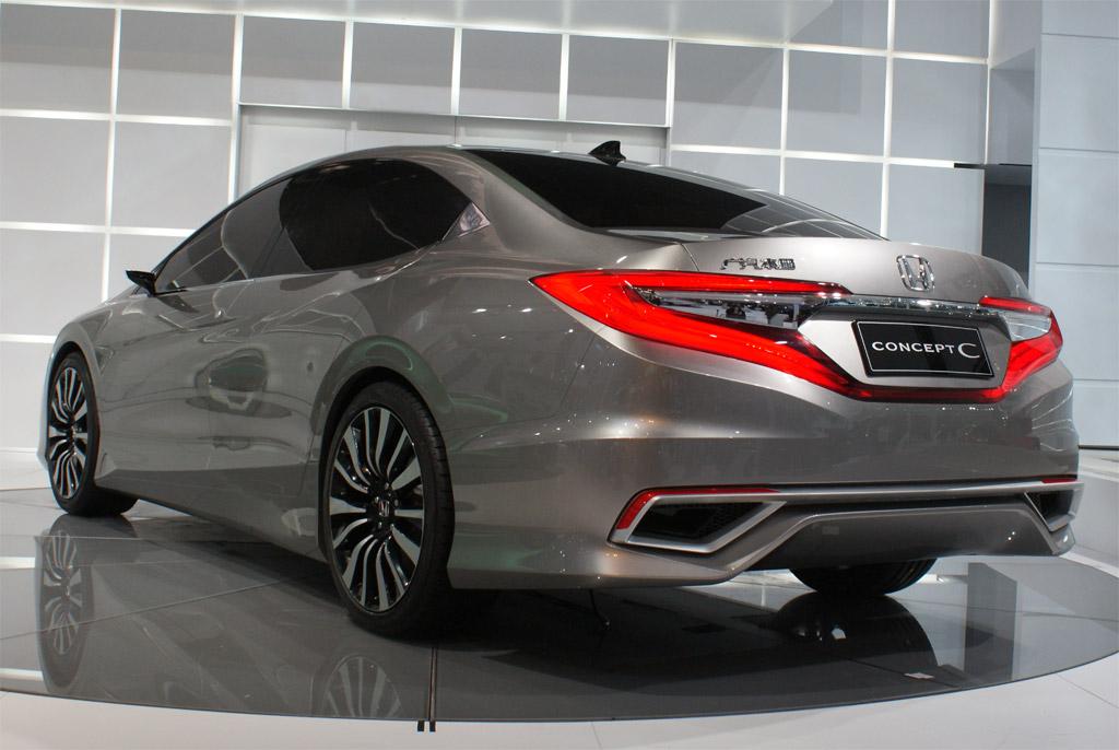Honda Concept C Photo 2 12292