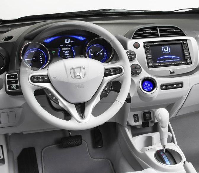 Honda Jazz EV 3