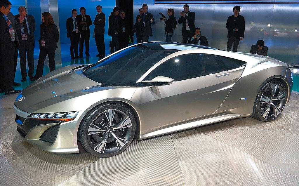 Honda Nsx Concept Photo 4 11994