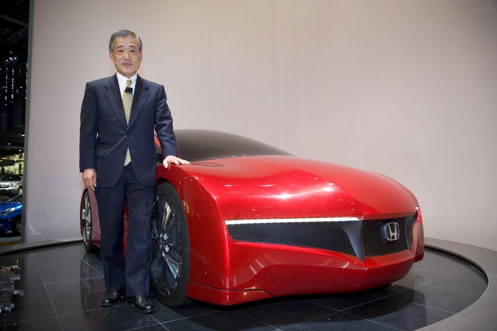 Honda Fcev Concept Official Site Auto Design Tech