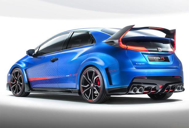 2015 honda civic type r new specs for Honda type r horsepower