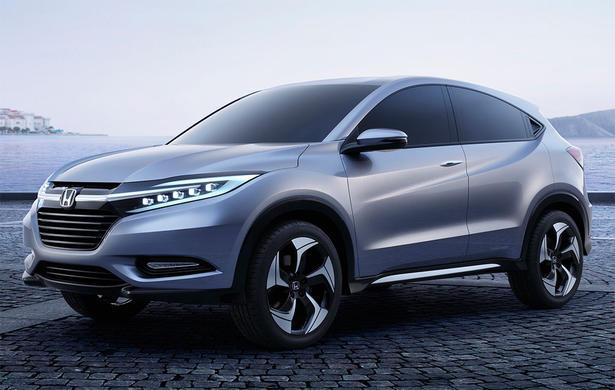 Honda Urban SUV Concept 1