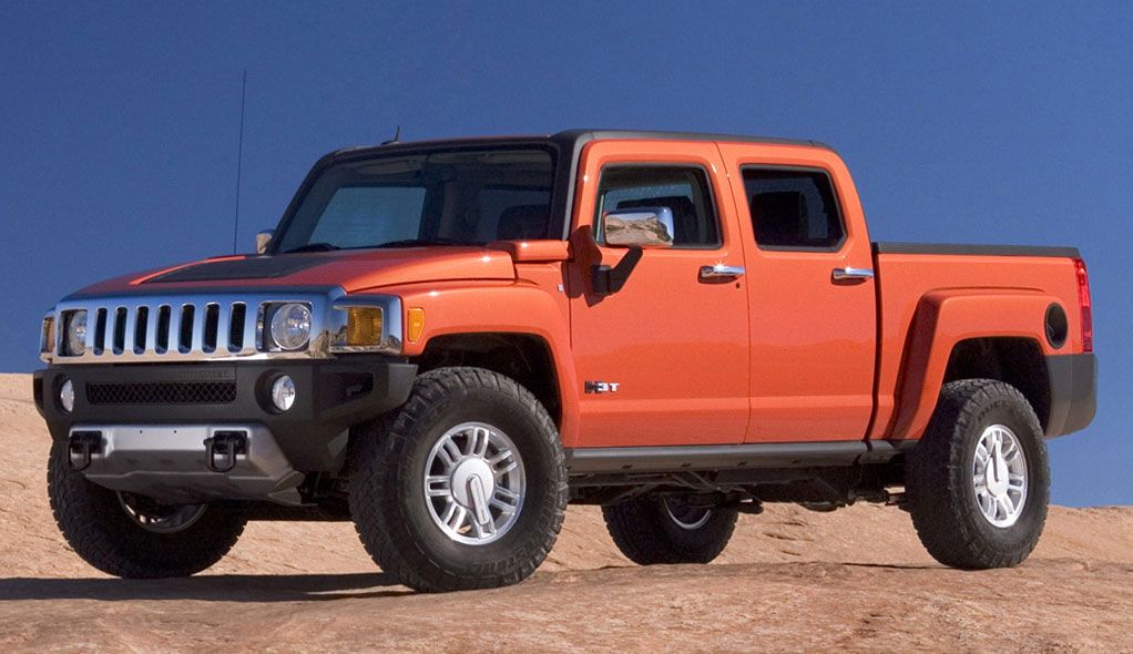 Hummer H3t Related Images Start 300 Weili Automotive Network
