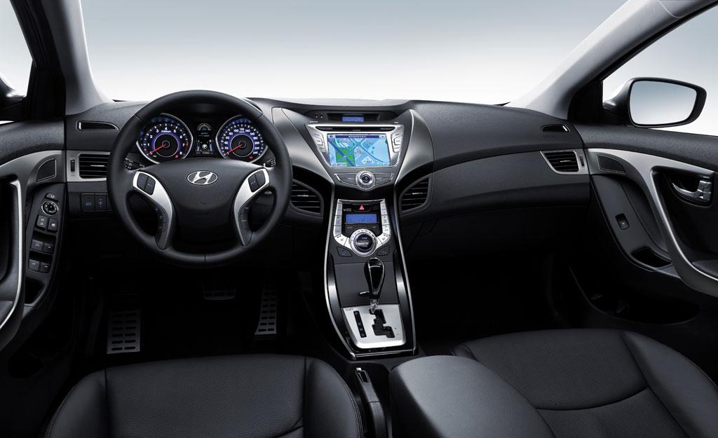 2011 Hyundai Elantra Interior Photo 6 8748