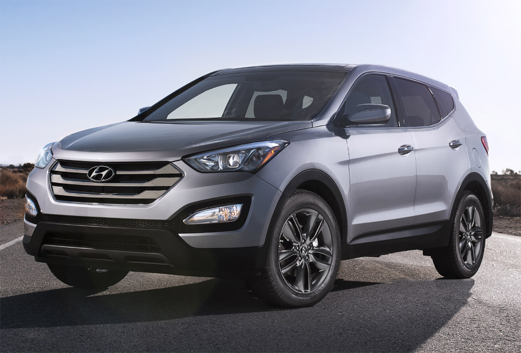 2013 Hyundai Santa Fe Photo 17 12251
