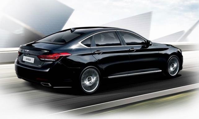 2014 Hyundai Genesis 2