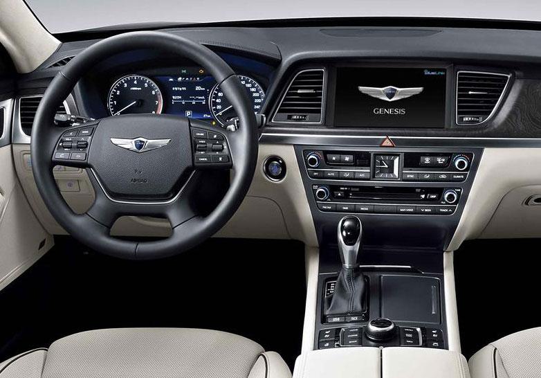 2014 Hyundai Genesis 3