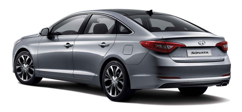 2015 Hyundai Sonata Photo 14 13892