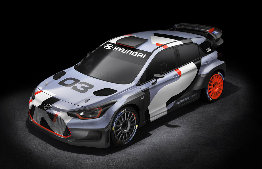 2016 Hyundai I20 Wrc Photo 5 14767