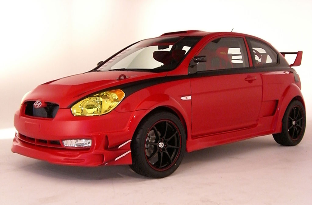 Hyundai Accent Urban Assault Vehicle Photo 1 1547