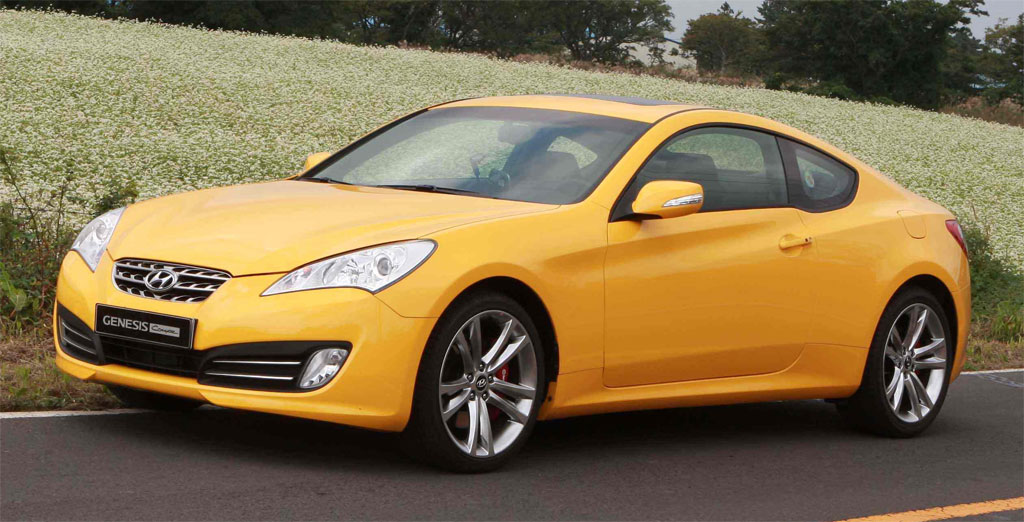 hyundai genesis coupe photo 19 4460. Black Bedroom Furniture Sets. Home Design Ideas